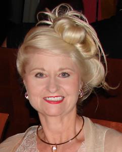 Sandy Seeley-Copley |Owner, Queen's Parlour